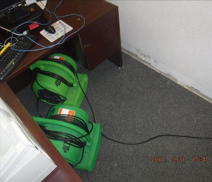 Insurance Agency Water Damage