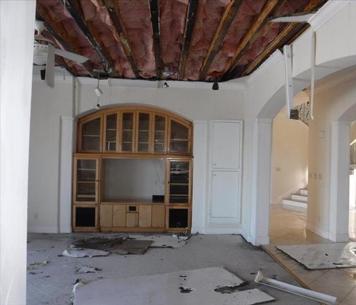 Water Damage in Suffolk, VA