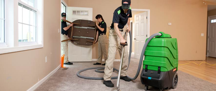 Suffolk, VA residential restoration cleaning
